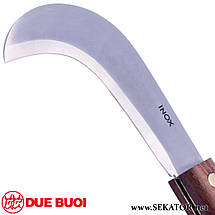 Ніж для обрізки Due Buoi 952/18 LAMA INOX (Італія), фото 2