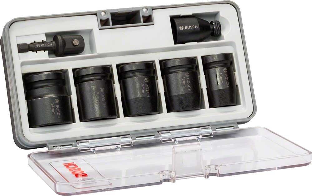 Набор торцевых ключей Bosch Impact Control, 7 шт (2608551029)