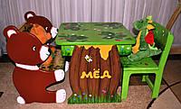 """Детская мебель """"Мишки очень любят мед"""""""