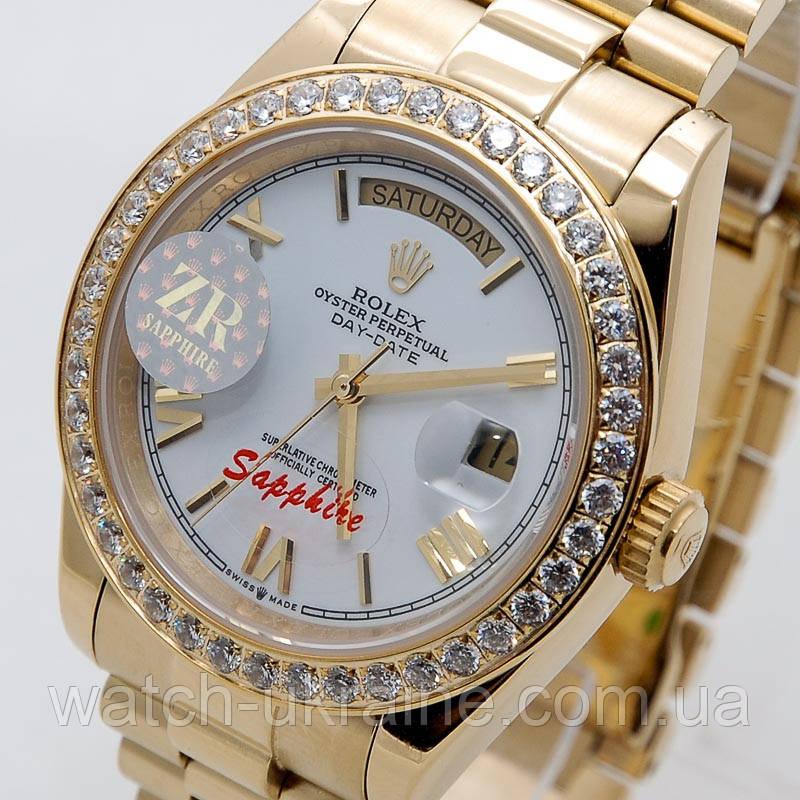 Часы женские Rolex *day-date* Gold* класс ААА