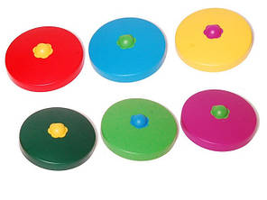 Пластиковая накладка на столб круглый 100 мм, 90 мм и 120 мм, фото 2