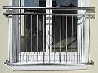 """Ограждение """"французский балкон"""" перила поручни"""