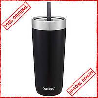 Термостакан Contigo Luxe Insulated Licorice 532 мл 2063125