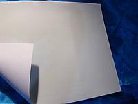 Фоаміран на клейкій основі  (Китай) 1,8 мм . Білий