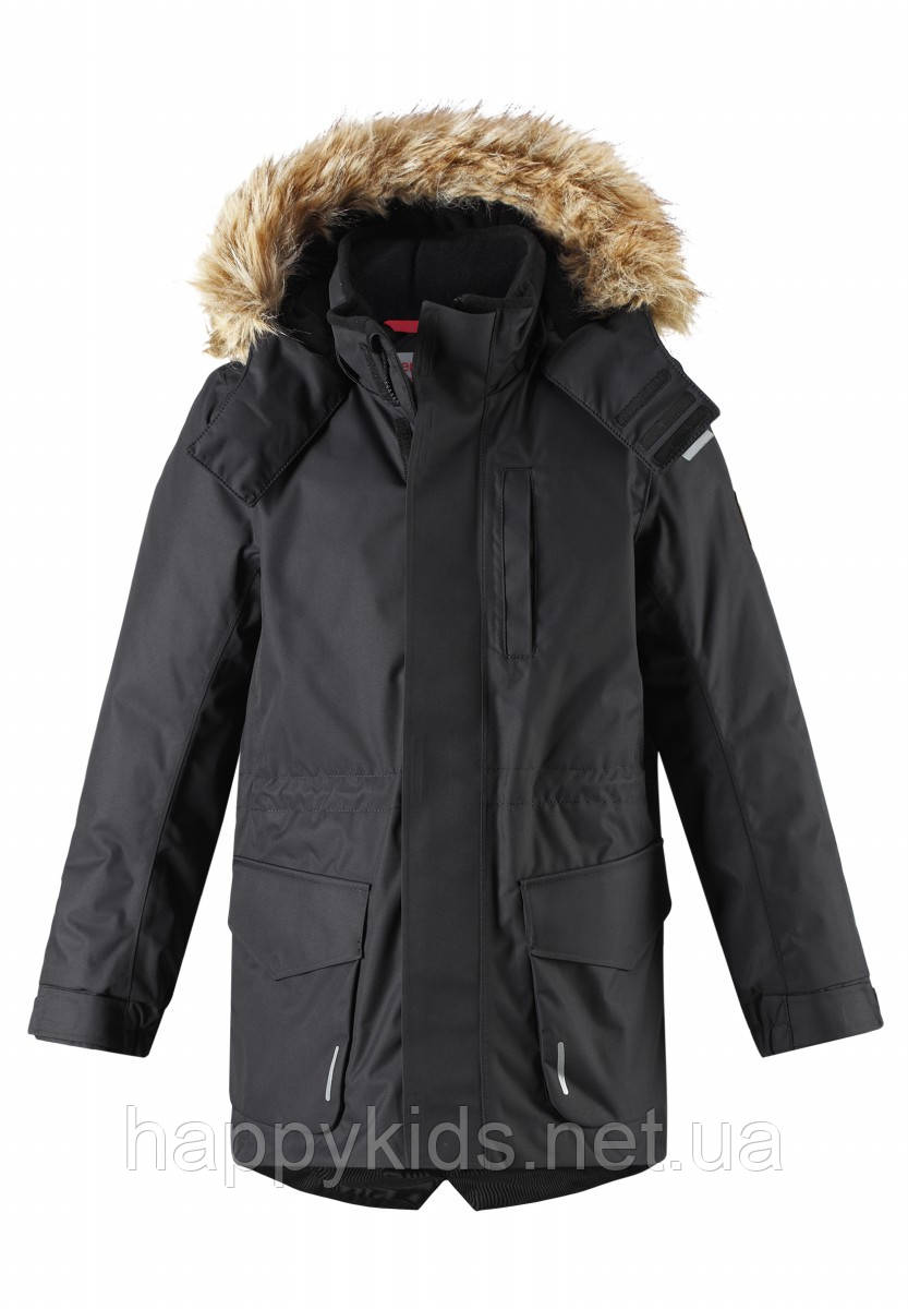 Зимняя куртка для мальчика Reimatec Naapuri 531351.9-9990. Размеры 104 - 164.