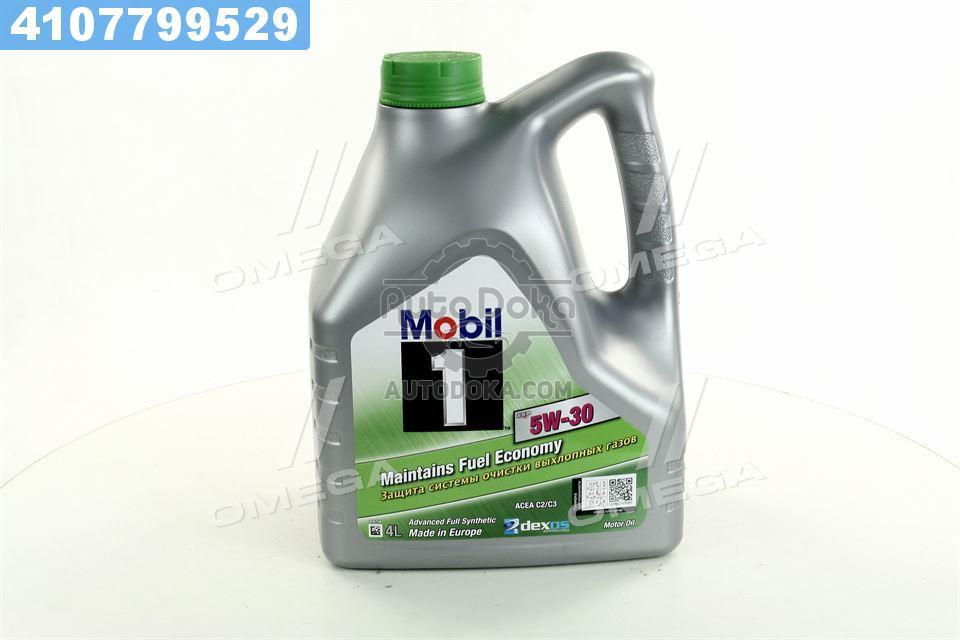 Масло моторное Mobil 1 ESP Formula 5W-30 API SN/SM (Канистра 4л)  4107799529