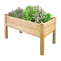 Декоративный уличный садовый вазон для цветов - (Decorative Flower Pot - 02). Цветочницы, кашпо, кадки