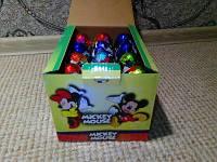 Шоколадное  яйцо ,,Микки Маус,, 24 шт.упаковка,25 гр.