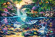 """Пазлы 1500 элементов - """"Джунгли"""" Castoland 151875, фото 2"""
