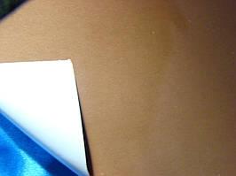 Фоаміран на клейкій основі  (Китай) 1,8 мм коричневий