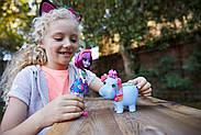 Enchantimals куклаЭнчантималс бегемот Хедда Хиппо и Лейк оригинал от Mattel, фото 4