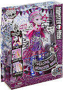 Monster High Кукла Монстер Хай Ари Хантингтон поющая поп-звездаоригинал от Mattel, фото 6