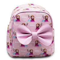 Рюкзак дошкольный для девочек Холодное сердце Cappuccino Toys  CT4830.277 розовый