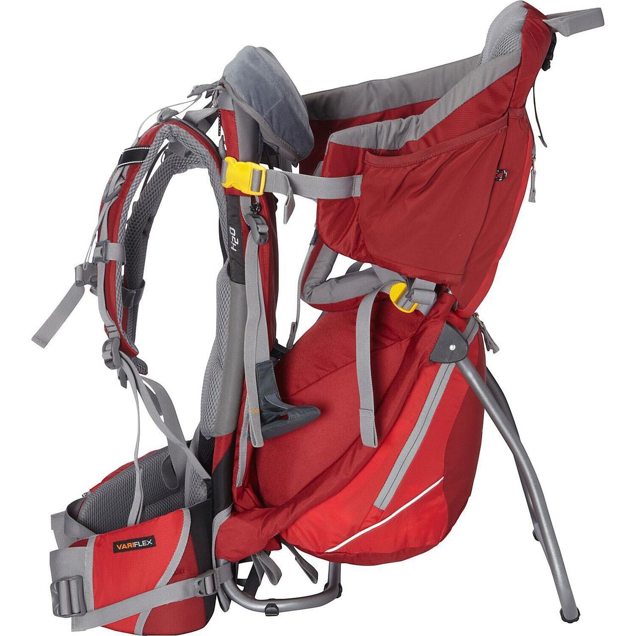 Рюкзак-переноска для детей Deuter Kid Comfort 2 cranberry-fire (36514 5560)