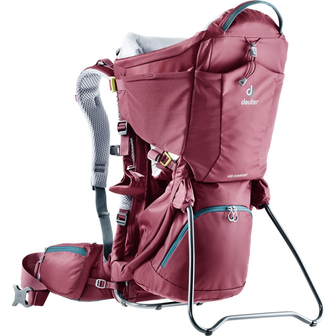 Рюкзак-переноска для детей Deuter Kid Comfort maron (3620219 5026)