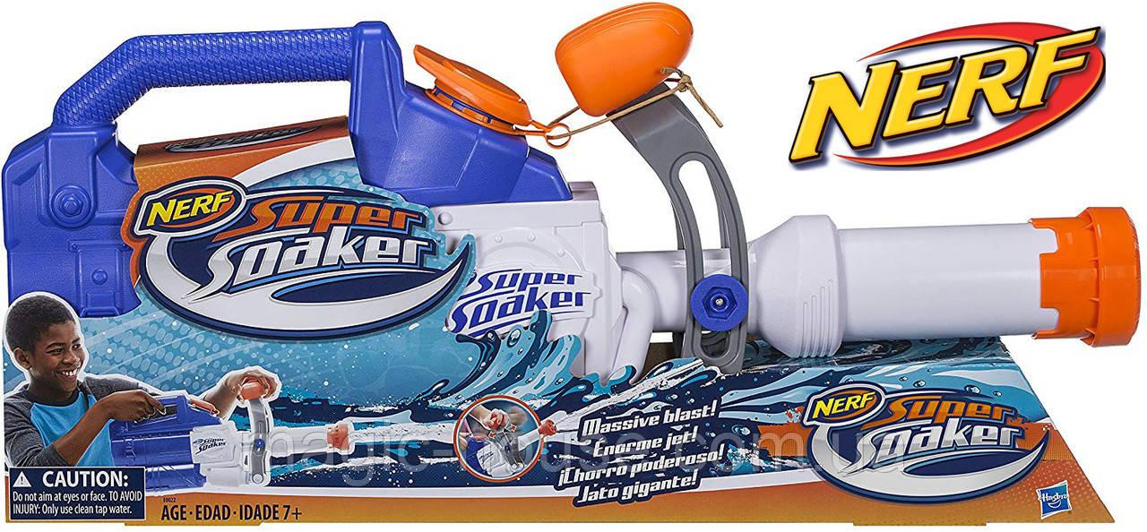 Nerf ВодныйБластер Нерф Super Soaker Soakzooka от Hasbro