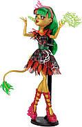 Monster High кукла Монстер Хай Дженифаер Лонг Фрик дуЧик оригинал от Mattel, фото 2