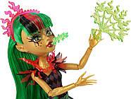 Monster High кукла Монстер Хай Дженифаер Лонг Фрик дуЧик оригинал от Mattel, фото 3