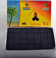 Кокосовый уголь Coco Marina, 1 кг, 112 шт.