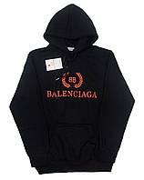 Худи Balenciaga с логотипом мужской женский унисекс кофта с капюшоном