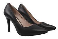 Туфли Lady Marcia натуральная кожа, цвет черный