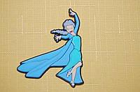 Джибитсы Китай 075-13 Для девочек Frozen, фото 1