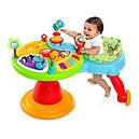 Игровой развивающий центр с ходунками и столиком Зоопарк  Bright Starts, фото 2