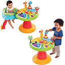 Игровой развивающий центр с ходунками и столиком Зоопарк  Bright Starts, фото 5