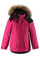 Зимняя куртка - пуховик для девочки Reimatec Serkku 531354.9-4650. Размеры 104 - 164., фото 1