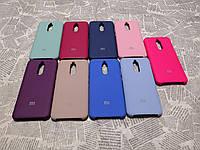 Брендовый SOFT-TOUCH чехол SILICONE COVER для Xiaomi (Ксиоми) Redmi 8