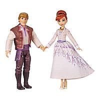 Frozen 2 Анна и Кристоф E5502 холодное сердце hasbro