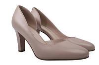 Туфли Lady Marcia натуральная кожа, цвет бежевый