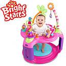 Розвиваючий ігровий центр Сонячне Сафарі рожевий Bright Starts, фото 6