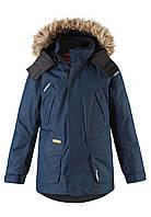 Зимняя куртка - пуховик для мальчика Reimatec Serkku 531354.9-6980. Размеры 104 - 164., фото 1