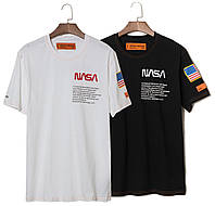 ✔️ Футболка NASA x Heron Preston.