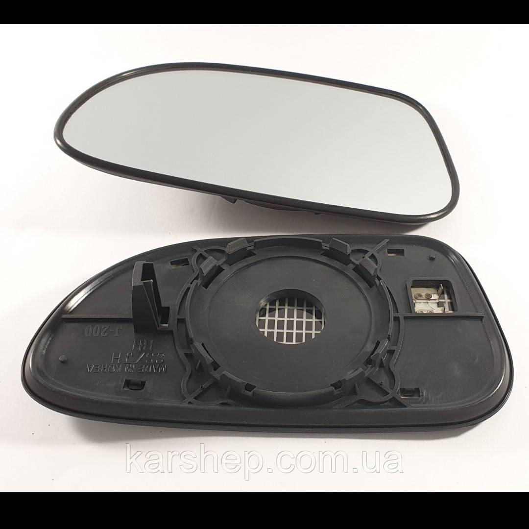 Зеркальные элементы с подогревом на Chevrolet Lacetti, Daewoo Nubira