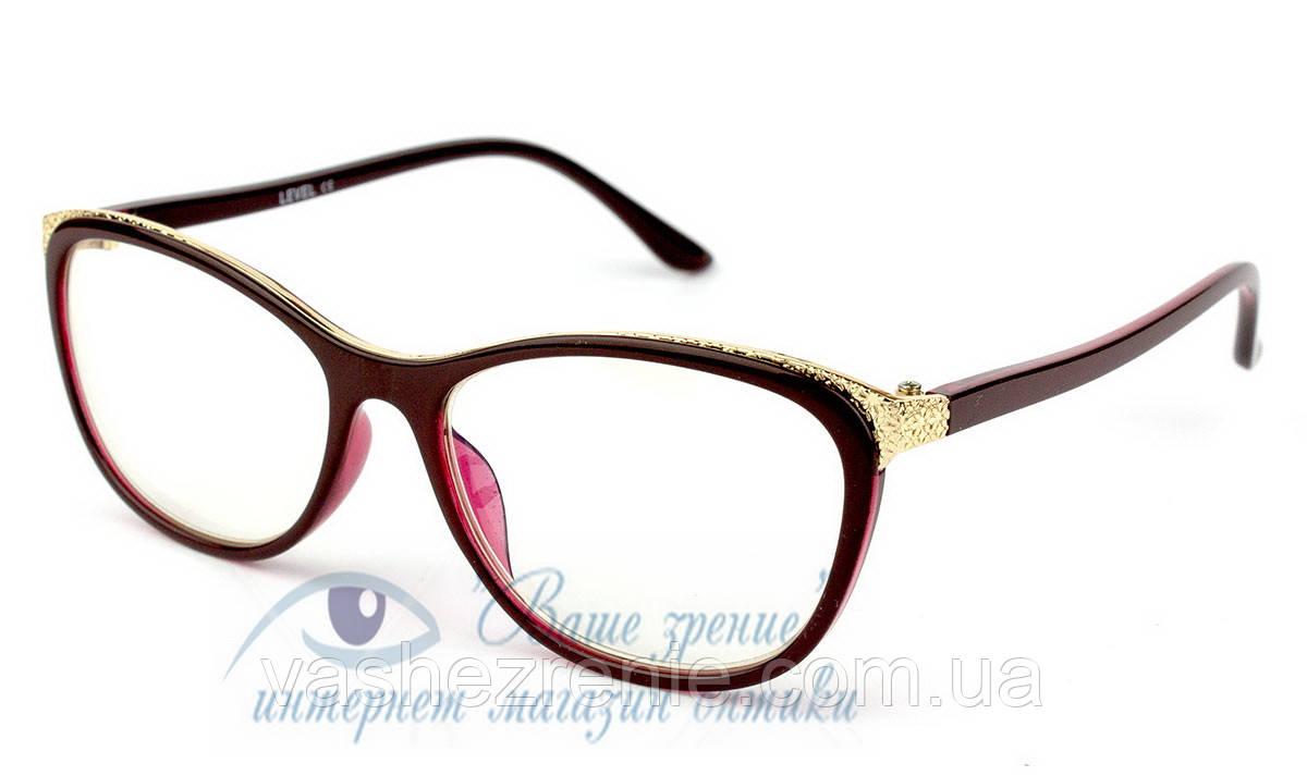 Очки женские для зрения +/- Код:1314