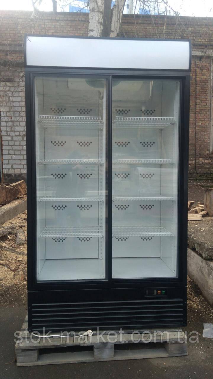 Холодильный шкаф б/у Интер 950 - Т, шкаф холодильный б у, камере холодильная б у, витрина холодильная б у.