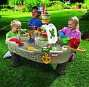Игровой стол Пиратский корабль Little Tikes 628566, фото 4