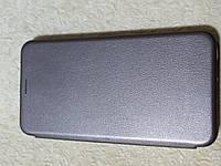Чехол- книга Premium для Xiaomi MI 9  (серебро), фото 1