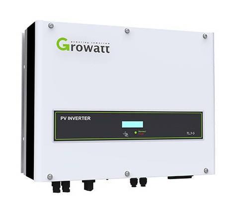 Сетевой инвертор Growatt 12000 TL3-S, фото 2