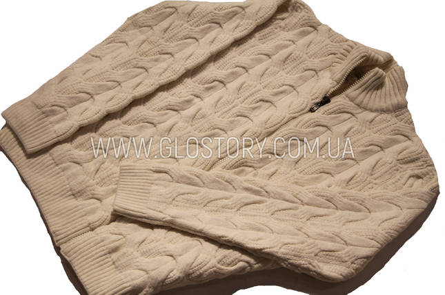 Мужской теплый свитер (Большие размеры) Турция, фото 2
