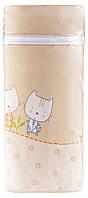Термоконтейнер Ceba Baby Jumbo 70*80*230мм универсальный  бежевый (котята)