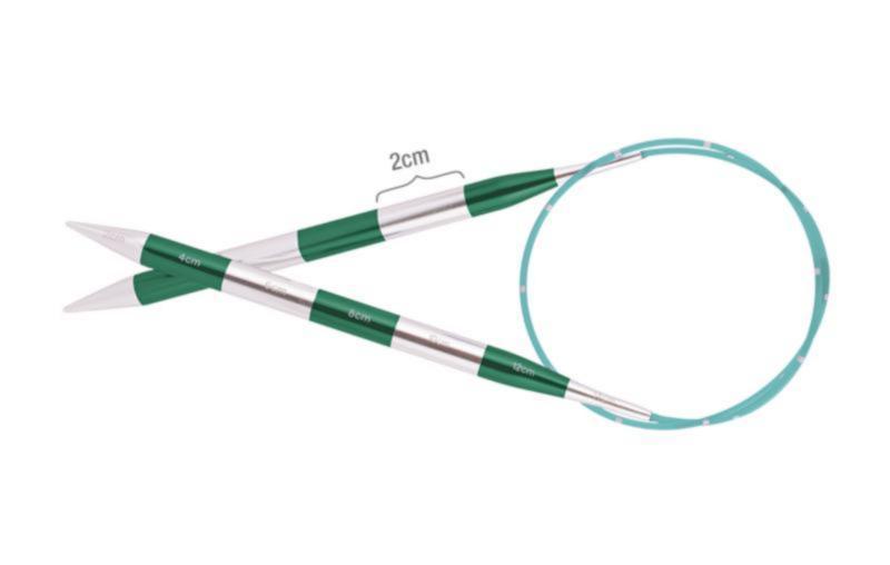 Спицы круговые 2.0 мм - 80см Smartstix KnitPro