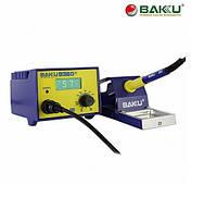 Паяльная станция BAKKU BK-936D+, цифровая индикация,паяльник с блоком регулировки, Box (263*215*118) 1,7 кг