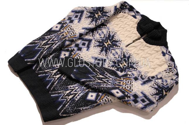 Мужской теплый свитер,Турция, фото 2