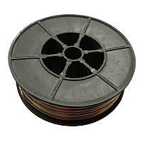 Сварочная проволока медный сплав CuSi3 диаметр 0,8 катушка 1кг, фото 1
