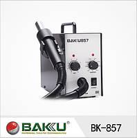 Термовоздушная ремонтная паяльная станция BAKKU BK-857, фен (305*232*175) 2,4 кг