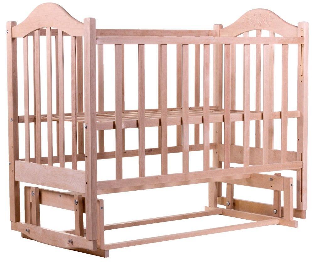 Кровать Babyroom Дина D200 маятник