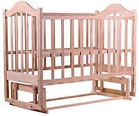 Кровать Babyroom Дина D200 маятник, фото 1